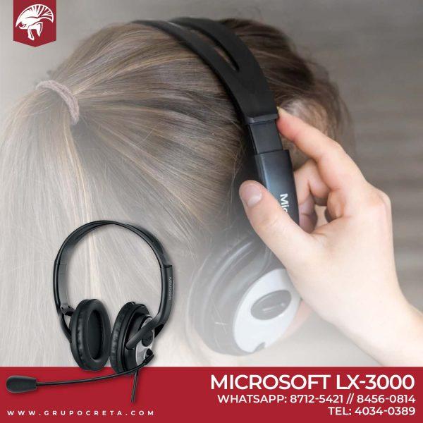 microsoft lx-3000