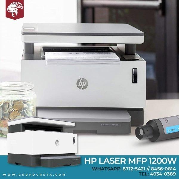 Hp laser mfp 1200w Creta Gaming