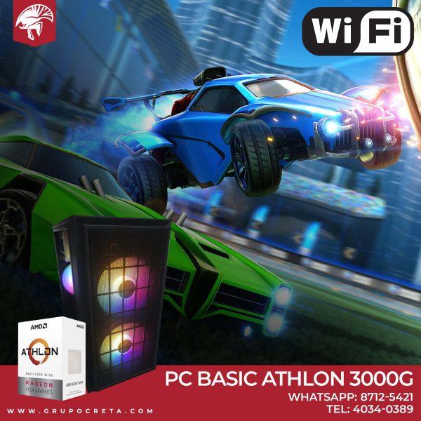 Computadora Basic Athlon 3000G