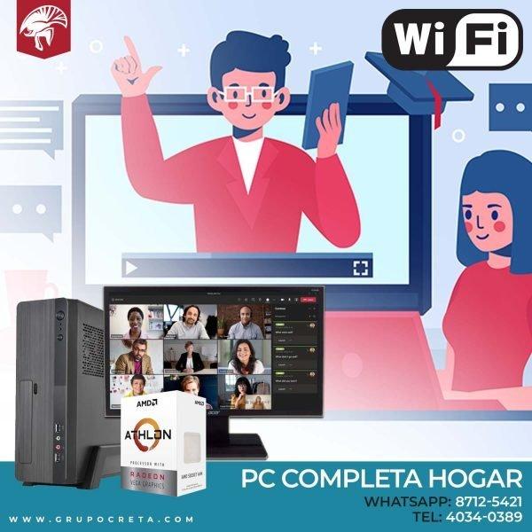 PC Completa estudio hogar