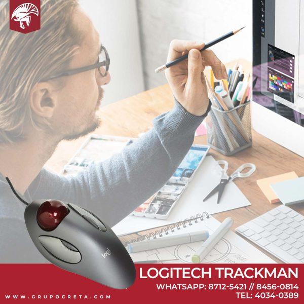 logitech trackman