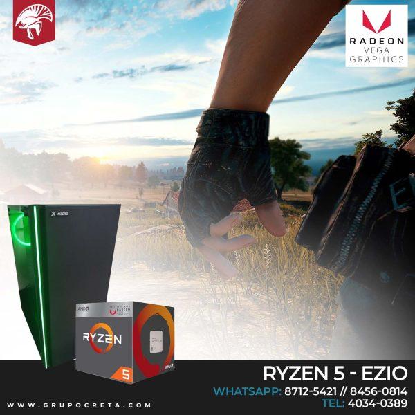 Ryzen 5 - Ezio