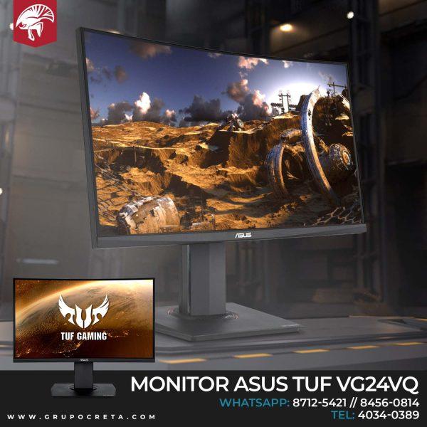 Monitor asus tuf gaming vg24vq