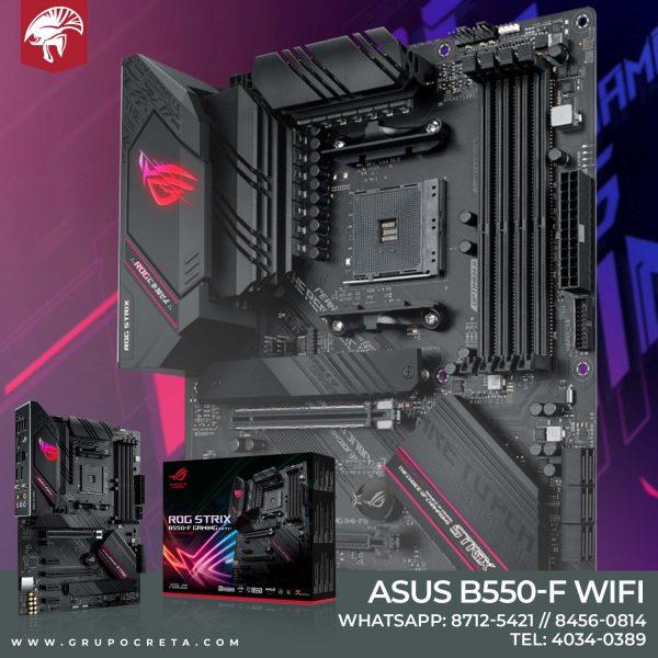 Tarjeta madre Asus ROG Strix B550-f Gaming Wifi Creta Gaming
