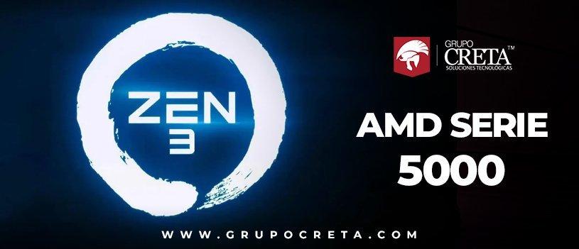 AMD SERIE 5000