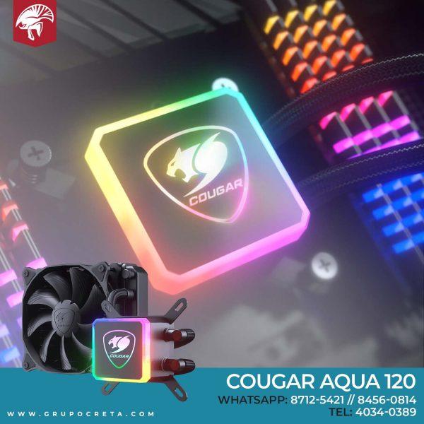 Cougar Aqua 120