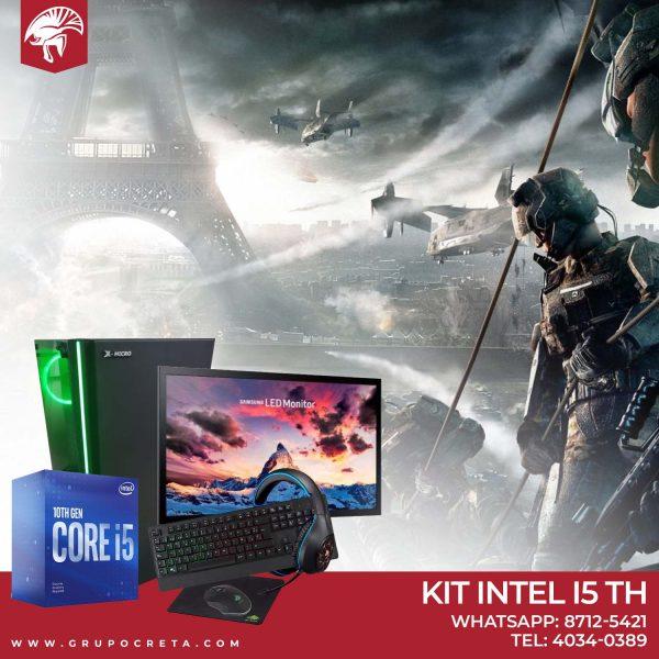 Kit intel i5 10400f HT