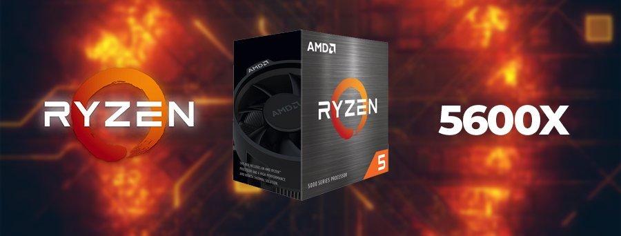 Nuevos procesadores AMD Ryzen 5 serie 5000