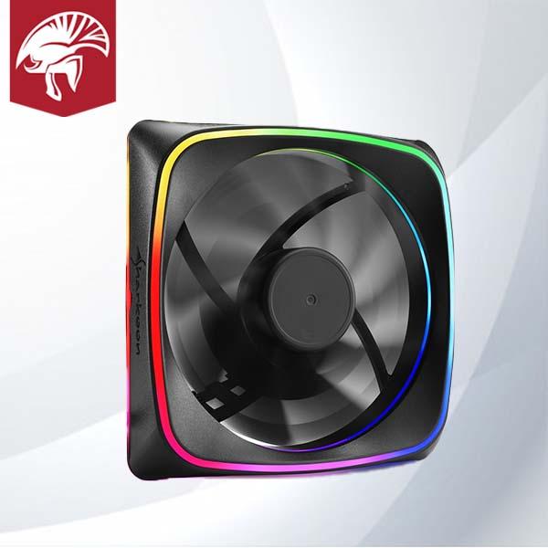 Ventilador RGB Sharkoon Shark Lights