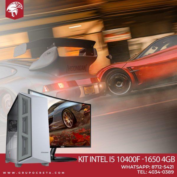 Computadora de escritorio kit intel i5 10400f