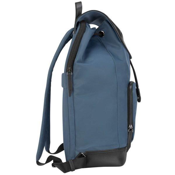 mochila-drawstring-laptop-backpack-blue