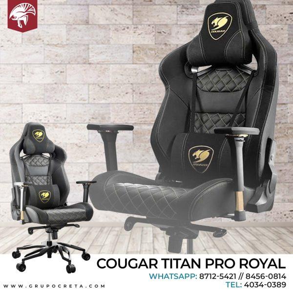 Cougar Armor Titan Pro Royal