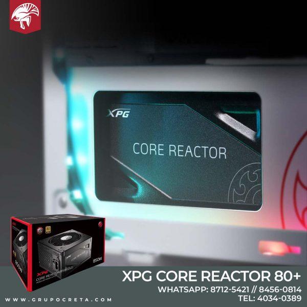 Fuende de poder XPG Core Reactor 850w 80+ Gold Modular