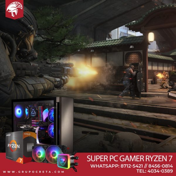 Super PC GAMER RYZEN 7 5800X
