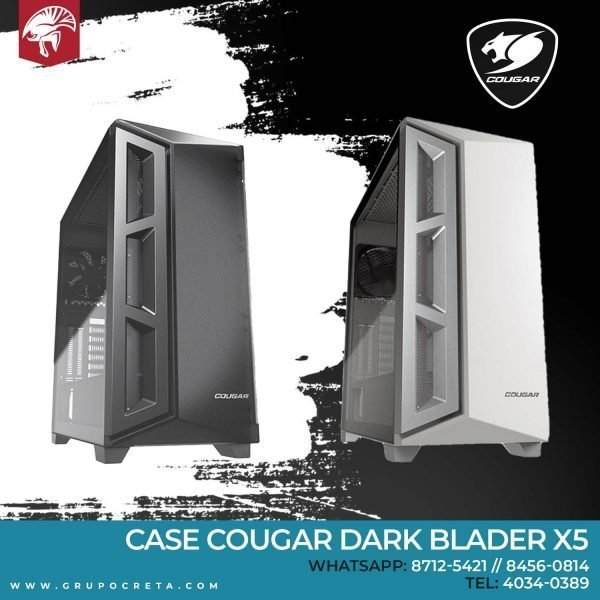 case cougar dark blader x5