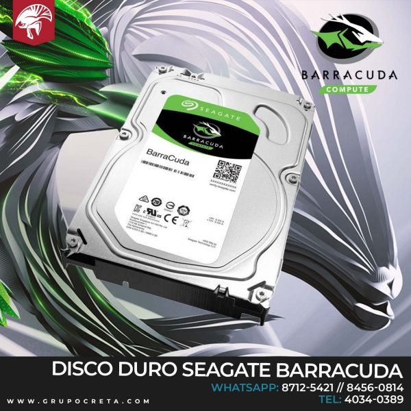 disco duro seagate barracuda