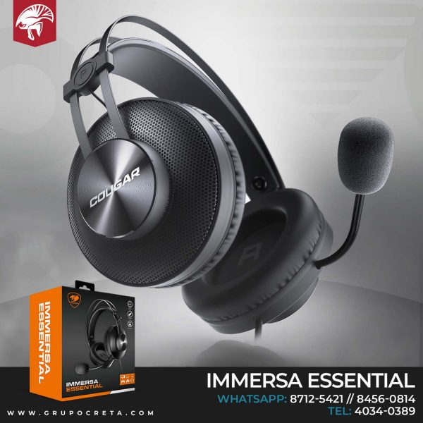 headset cougar immersa essential