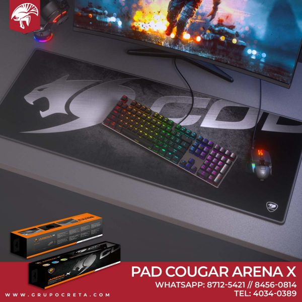 mouse pad cougar arena x