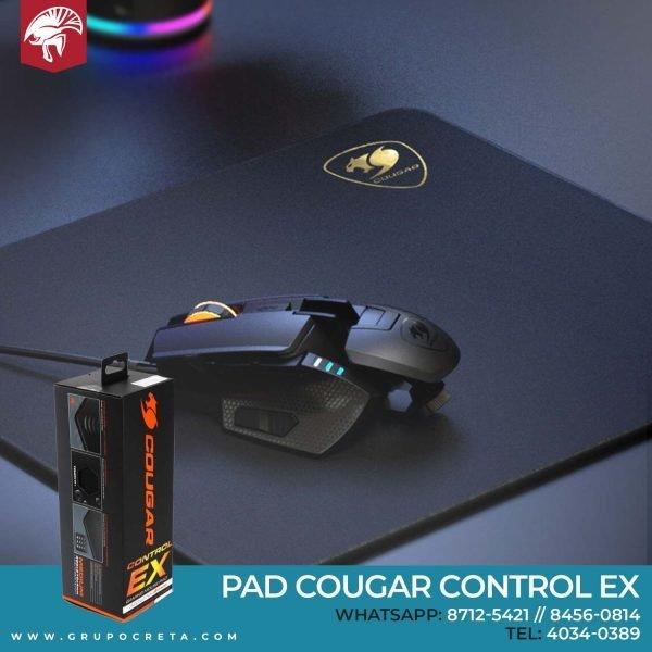 mouse pad cougar control ex