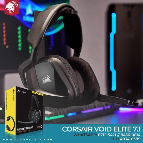 headset corsair void pro elite usb 7.1