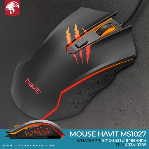mouse havit ms1027