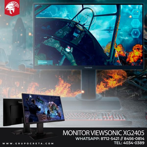 Monitor Gamer Viewsonic XG2405