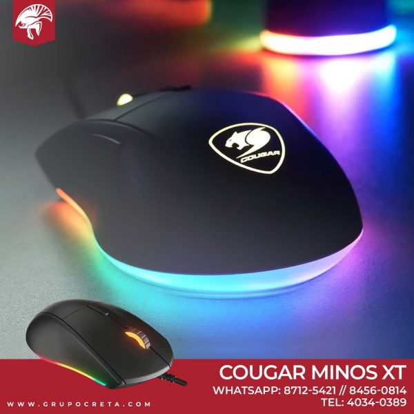 Mouse Gaming Cougar Minos XT