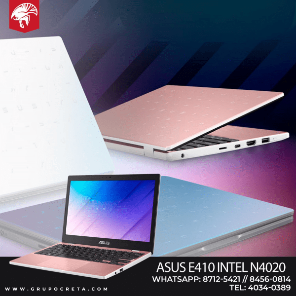 """Laptop Asus 14"""" N4020 AE410MA - 202SUS"""