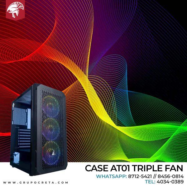 Case AT01 3fan