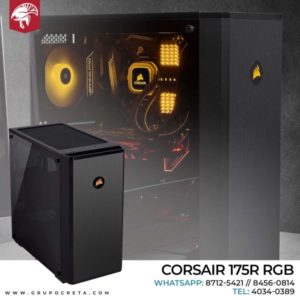Case Corsair Carbide 175R RGB