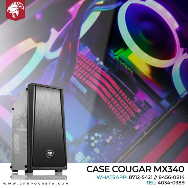 Case Cougar MX340