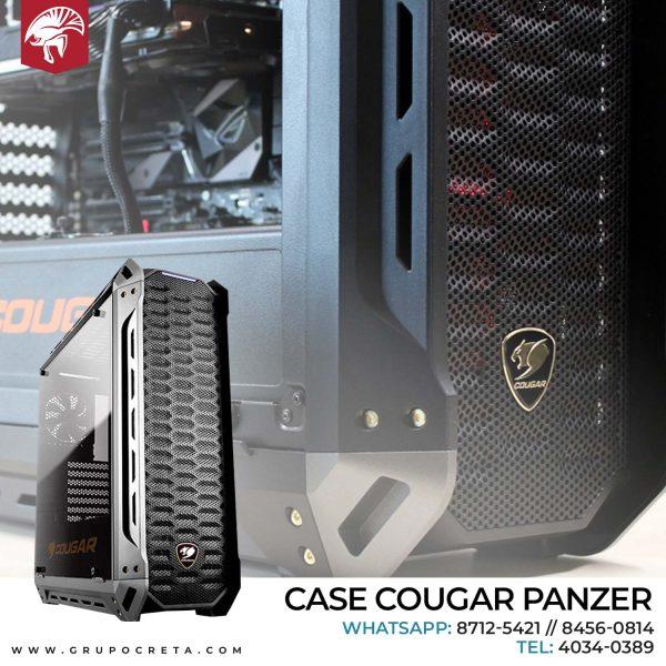 Case Cougar Panzer