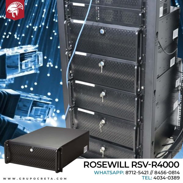 Case Rosewill rsv-4000