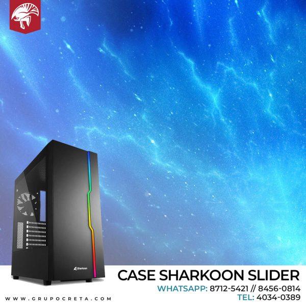 Case Sharkoon Slider