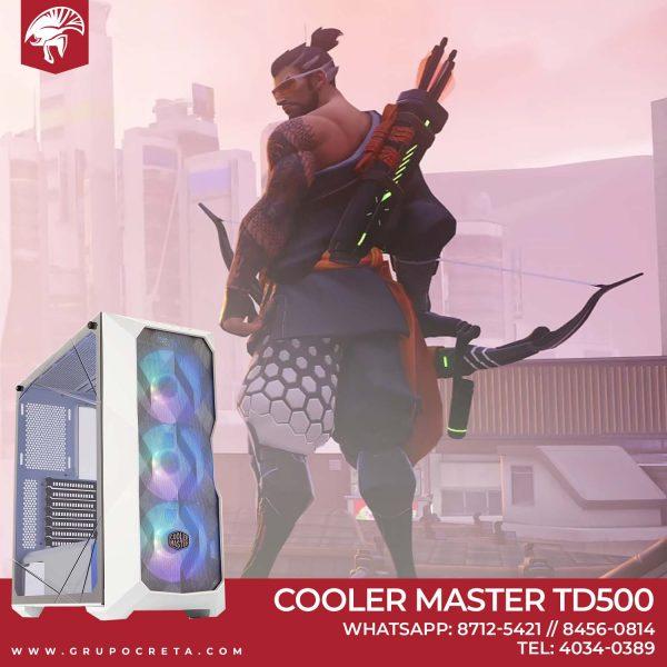 Case Cooler Master td500