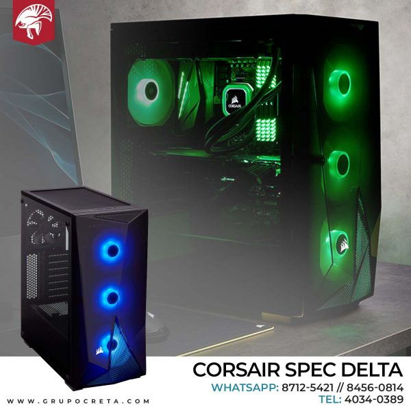 Corsair Carbide Spec delta rgb