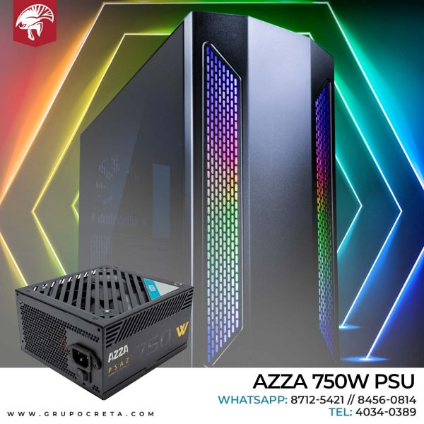 Fuente de poder AZZA 750