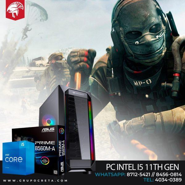 PC Intel i5 11th Gen
