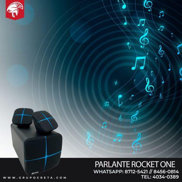 Parlante Rocket One