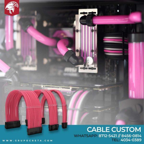 cable custom rosado1