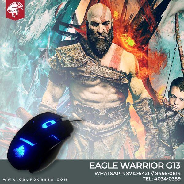 eagle warrior g13