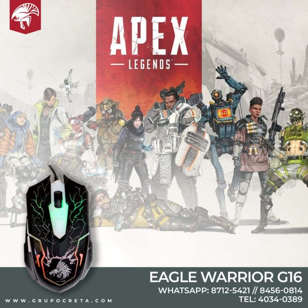 eagle warrior g16