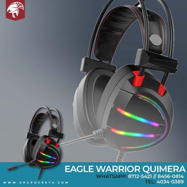 eagle warrior quimera