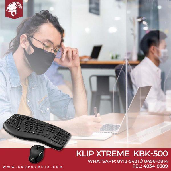 klip xtreme kbk-500