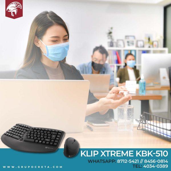 klip xtreme kbk-510