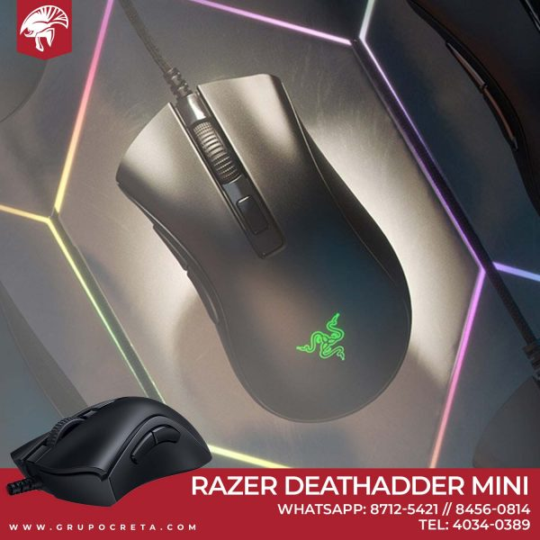 Mouse Gaming Razer Deathadder V2 Mini