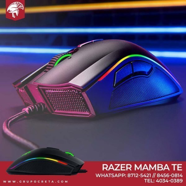 Mouse Gaming Razer Mamba TE