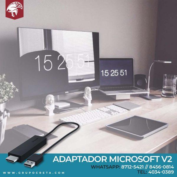 Adaptador Microsoft v2