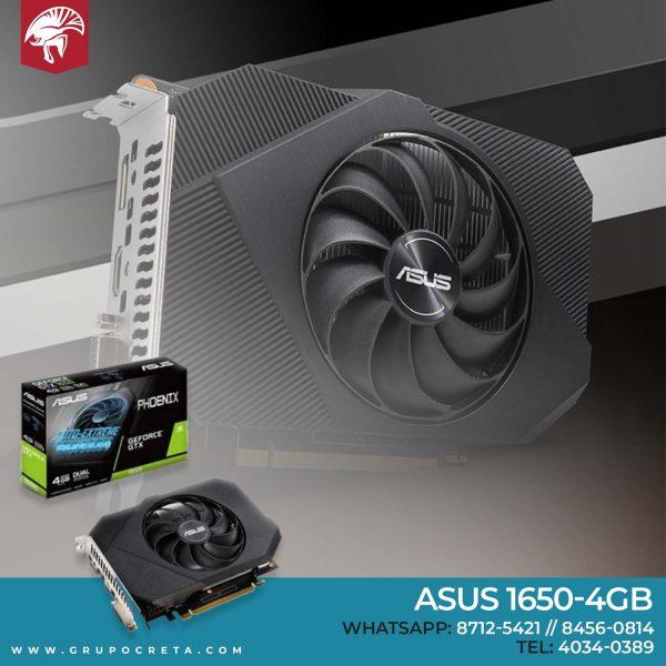Asus GTX1650-4GB