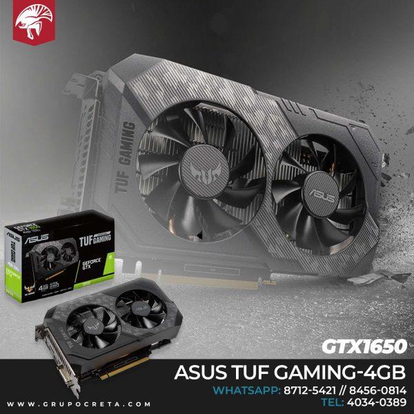 Asus tuf gaming GTX1650- 4GB